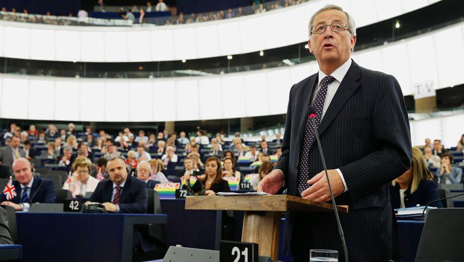 Konservativer Juncker: Neuer Kommissionschef will Wirtschaft ankurbeln