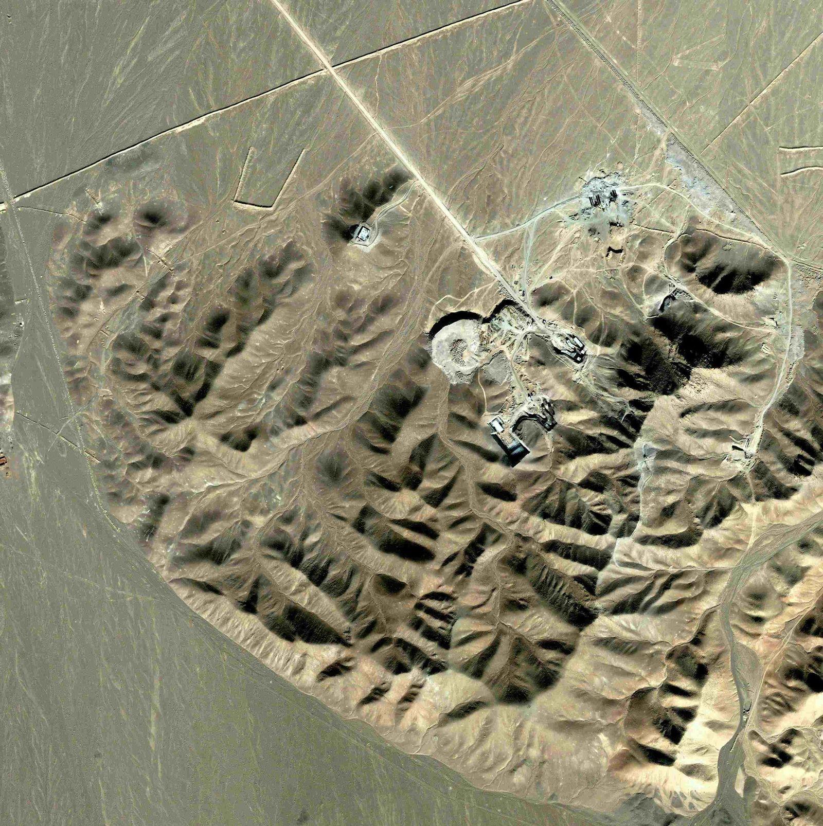 Iran / Atomenergie