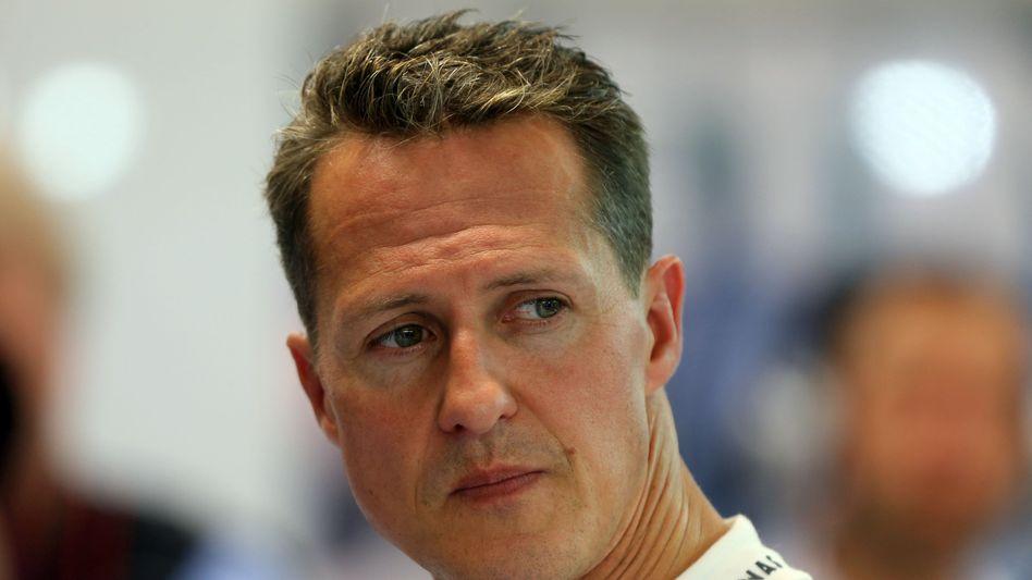 """Formel-1-Star Schumacher (Archivfoto 2012): """"Privates hat er streng vom Job getrennt"""""""