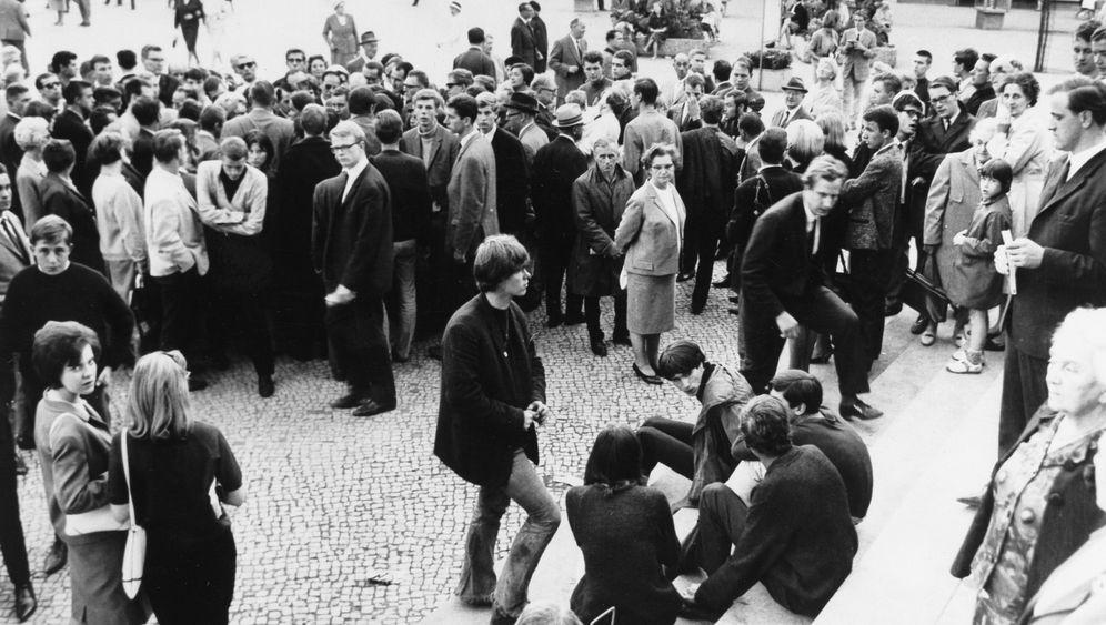 Vorläufer der Hippies: Matten, Wein und Aufputschmittel