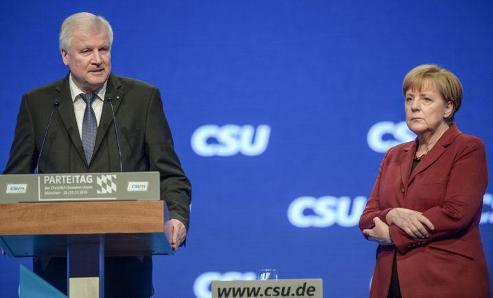 Horst-Case-Szenario für die Kanzlerin