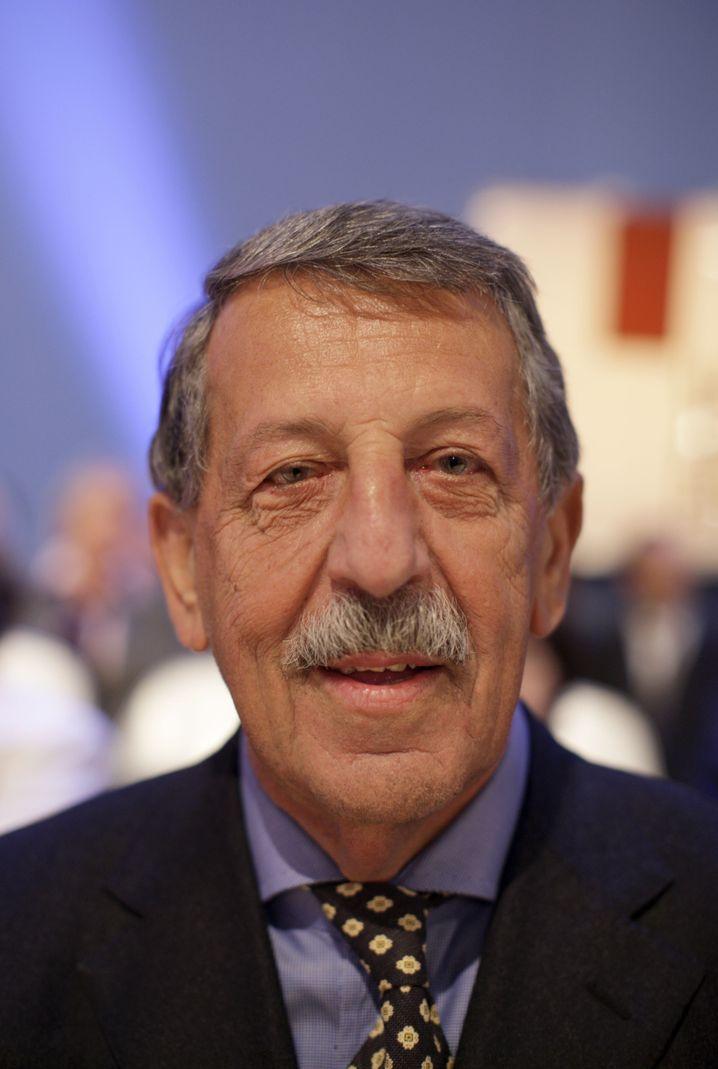 Ulrich Kienzle, Journalist und Nahostexperte