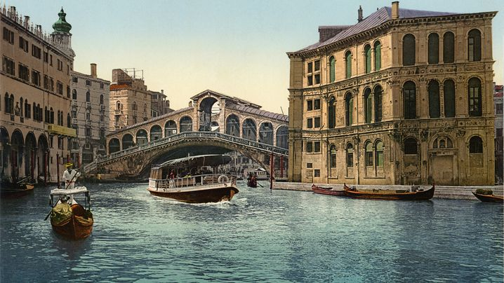 Bella Italia um 1900: Pastelliges Paradies