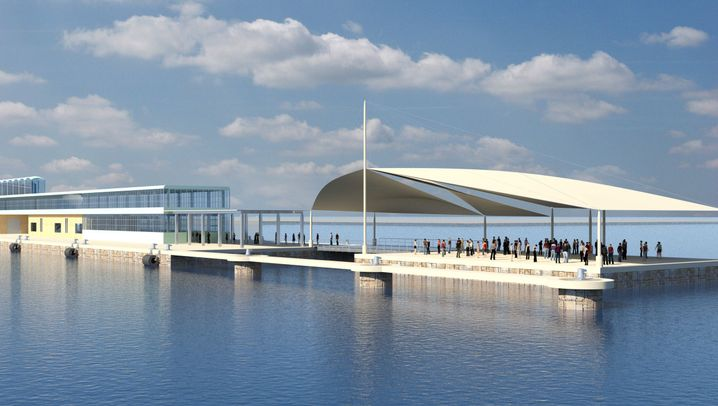 Projekt Venis Cruise 2.0: So soll der neue Terminal aussehen