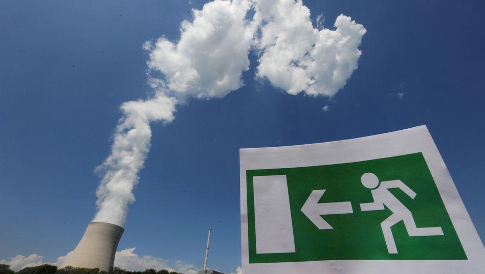 Atomkraftwerk Isar: Wo geht's zum Ausstieg?