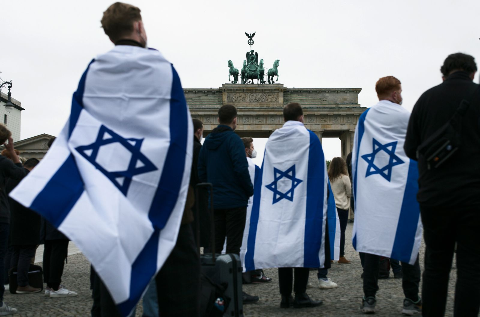 Germany Israel Palestinians