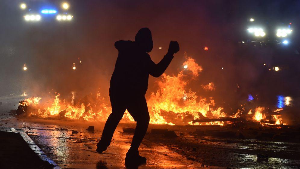 G20: Die Krawallnacht in der Schanze
