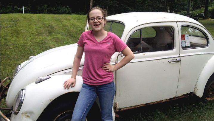 Hannahs Käfer-Blog: Der junge Traum vom eigenen Käfer