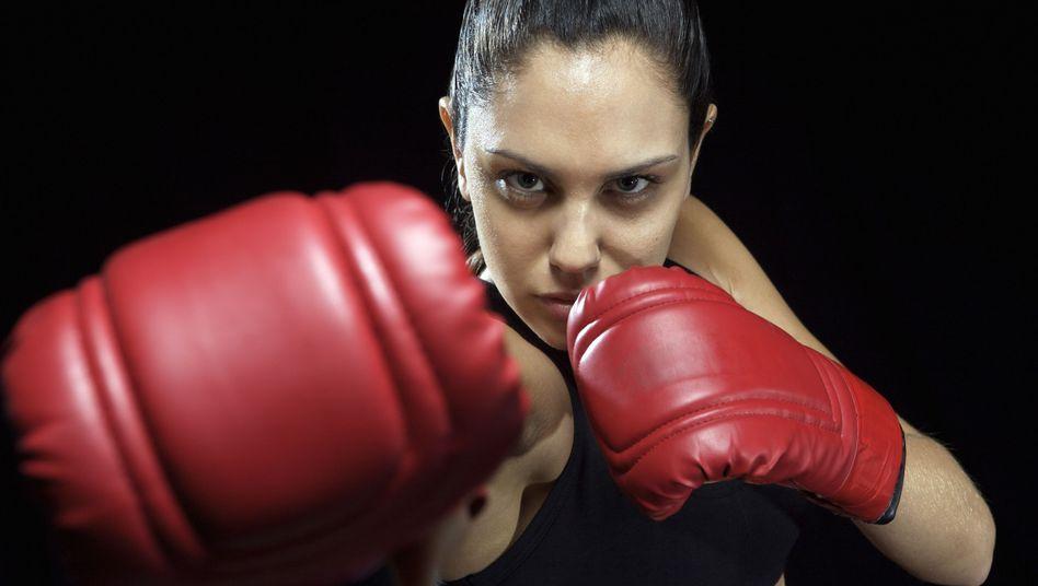 Boxerin: Ablehnung kann man auch freundlicher deutlich machen