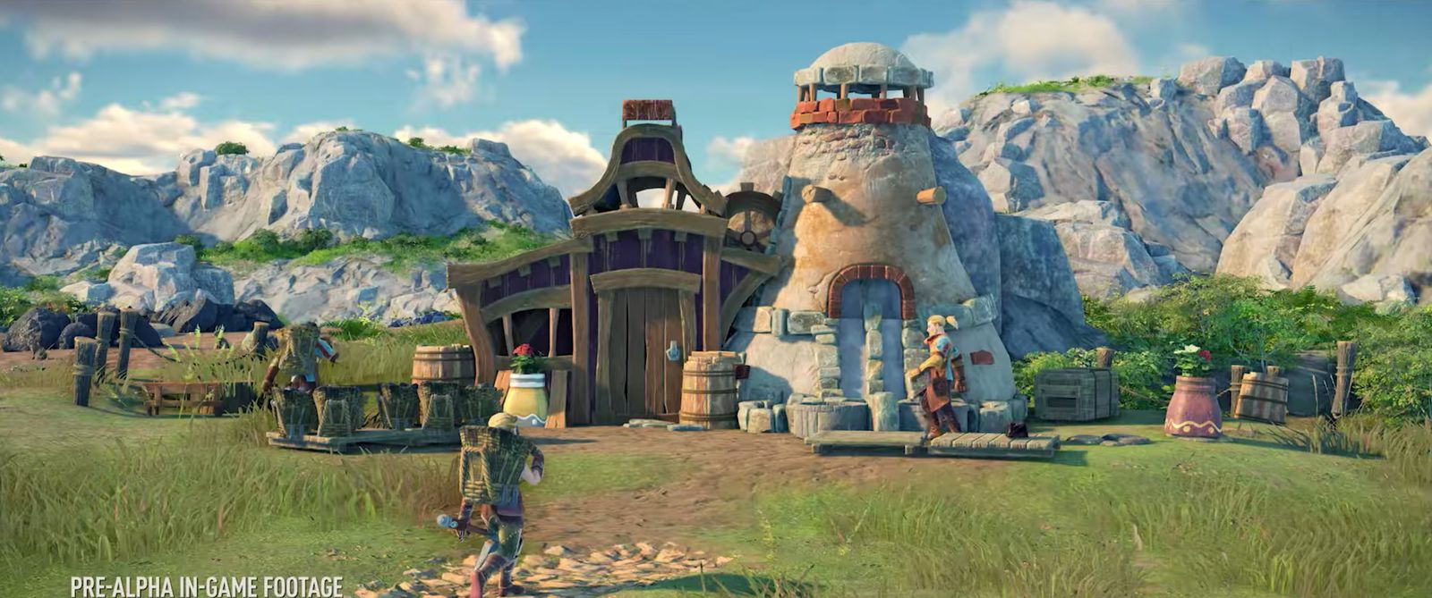 EINMALIGE VERWENDUNG Gamescom Highlights 2019/ Die Siedler/ Ubisoft