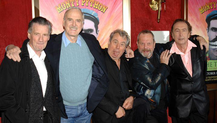 Monty-Python-Wiedervereinigung: Lang ersehntes Gag-Comeback