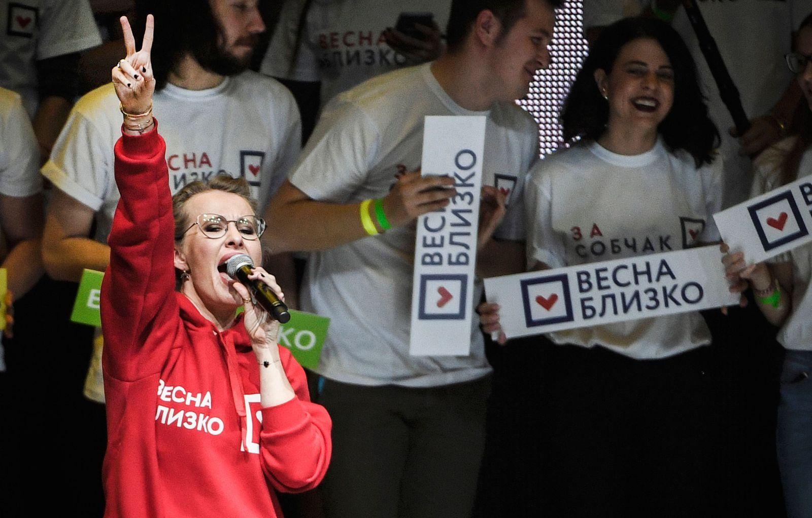 Russland/ Wahl vorab