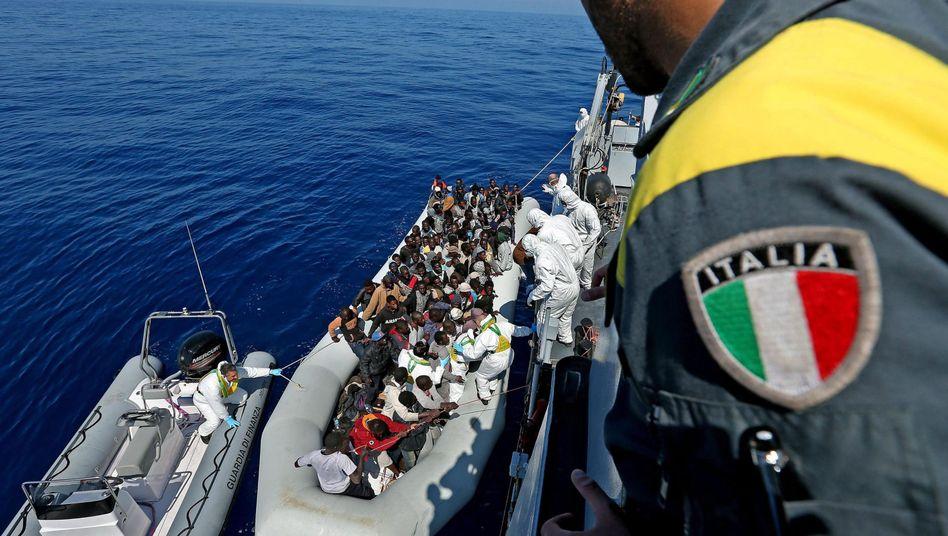 EU-Beschlüssezur Flüchtlingshilfe: Worte ohne Taten