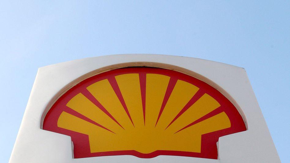 Shell-Zeichen: 1,9 Milliarden Euro Gewinn in 2015