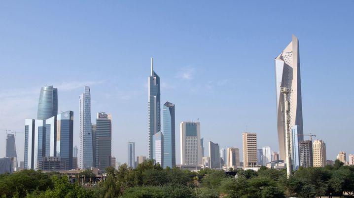 Kuweit-Stadt: Startkapital für den IS