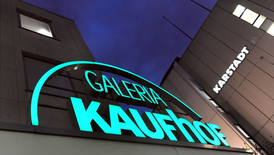 Kaufhof-Filiale in Trier