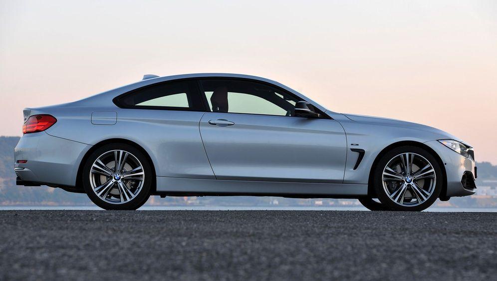 Autogramm BMW 435i: Halt mal das Dach flach