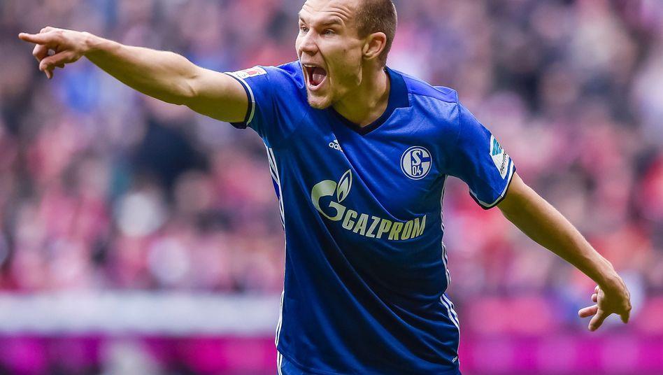 Bundesligaprofi Holger Badstuber