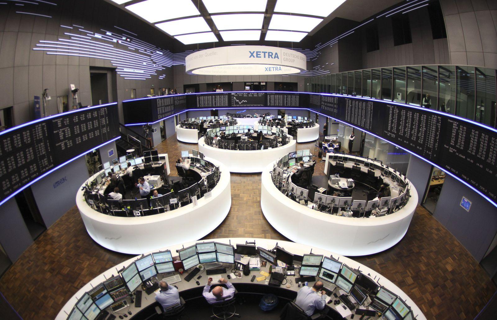 Börse Frankfurt / XXL