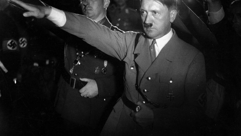 """Hitlers 9. November"": Überhöhung der Mutter"