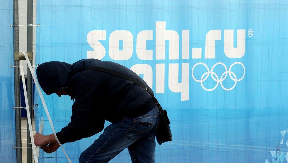 Olympische Winterspiele 2014: Paläste und Arenen in Sotschi