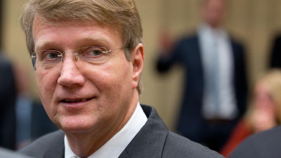 Ehemaliger Kanzleramtsminister Pofalla: Die Bahn als Abklingbecken für Expolitiker