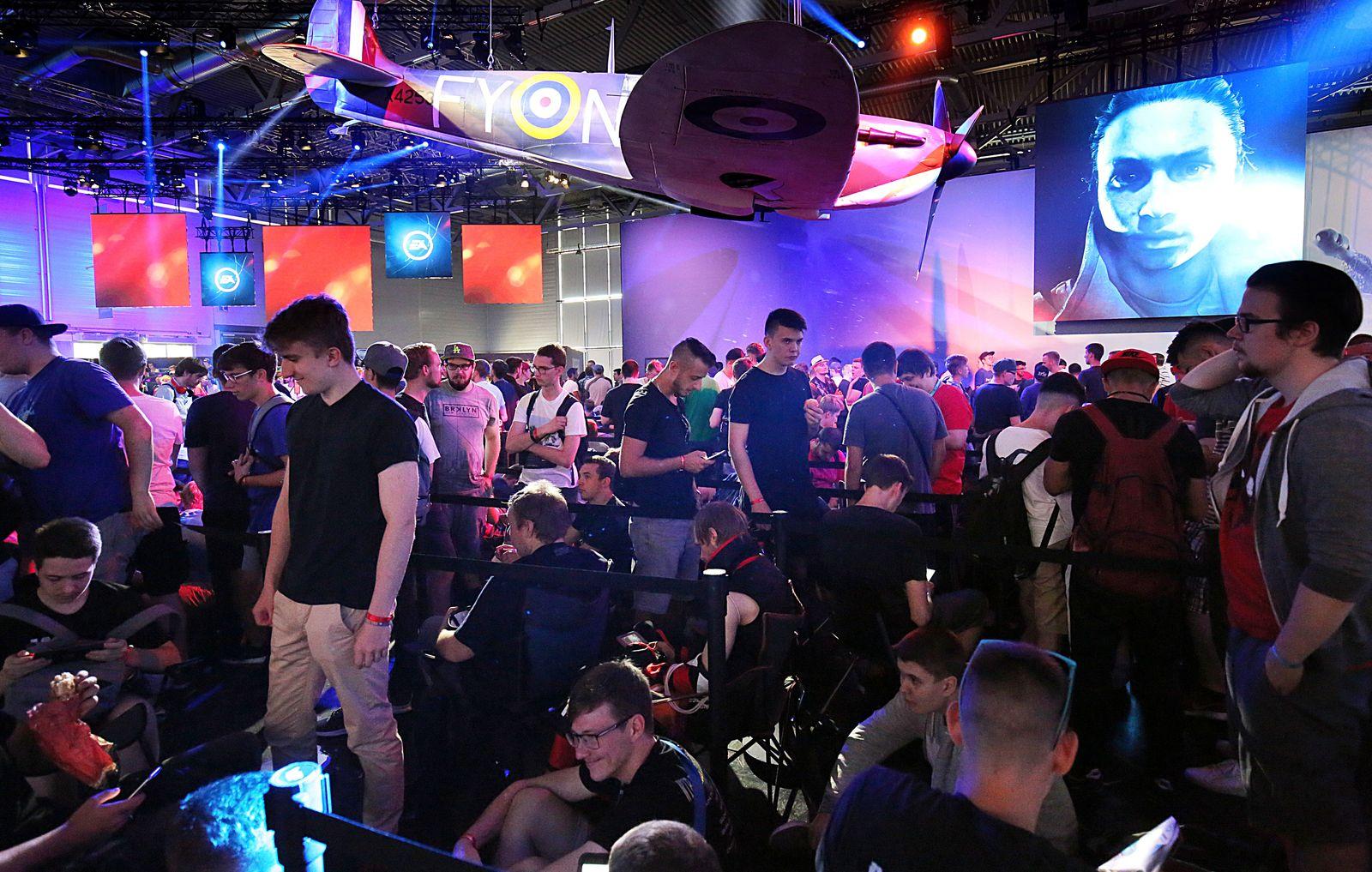 Gamescom 2018 geht zu Ende