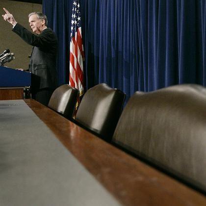 Debatte im Kapitol: Keine Mehrheit für die Demokraten