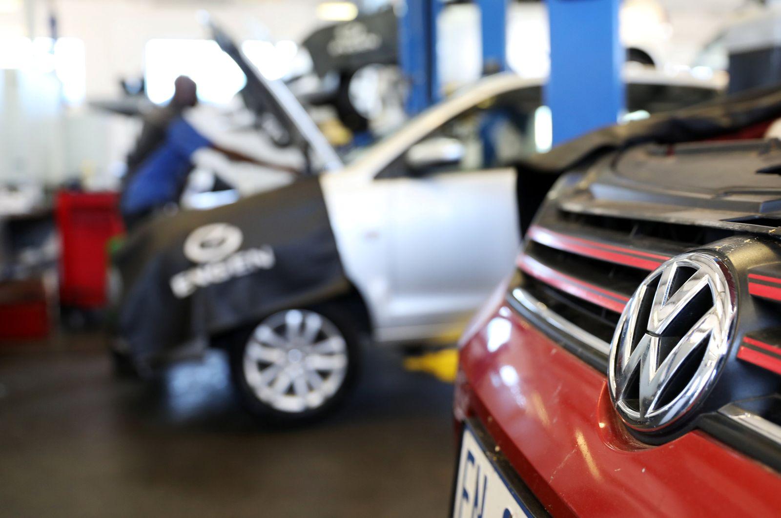 Volkswagen Werkstatt