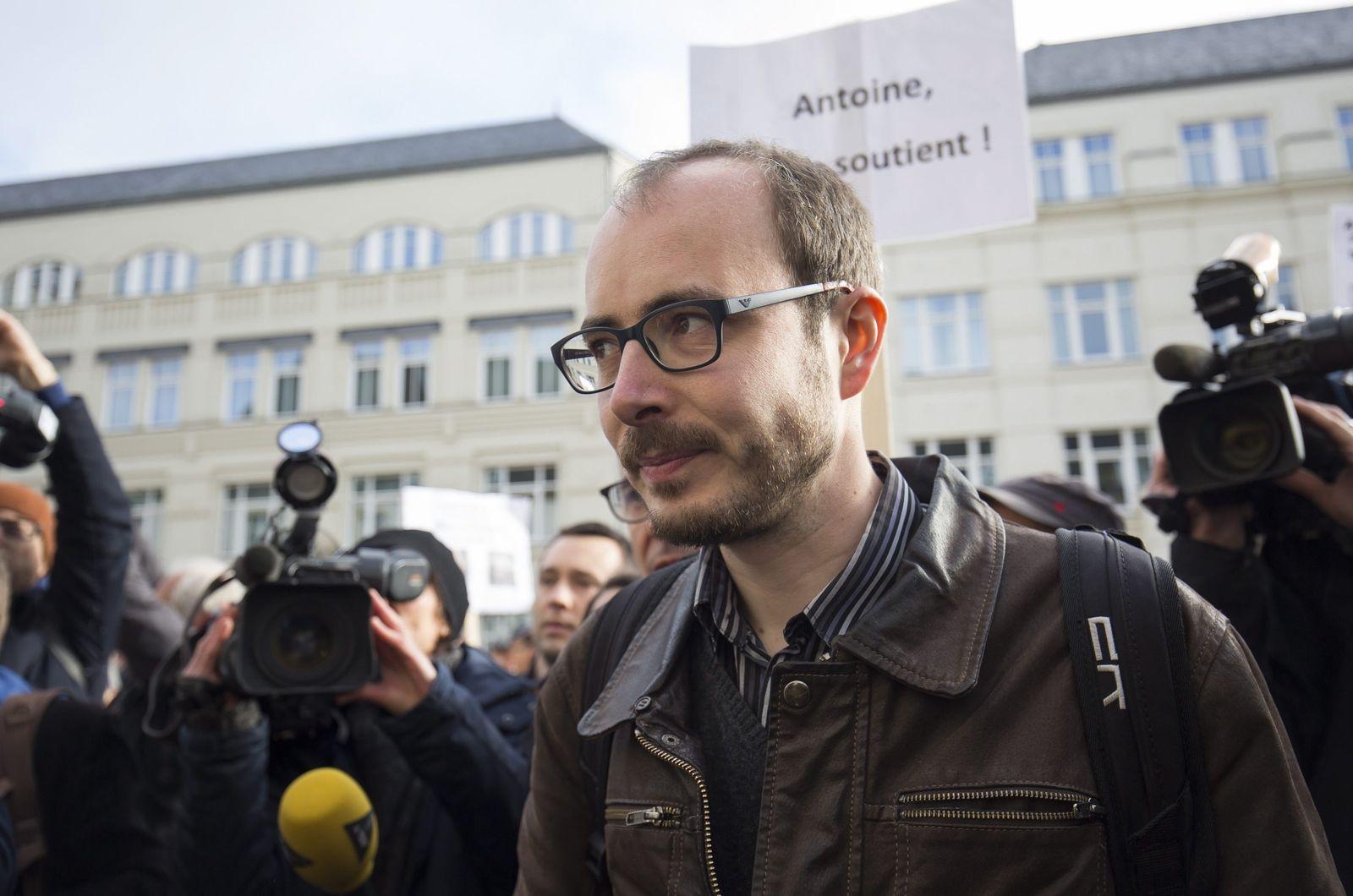 Antoine Deltour / LuxLeaks whistleblower