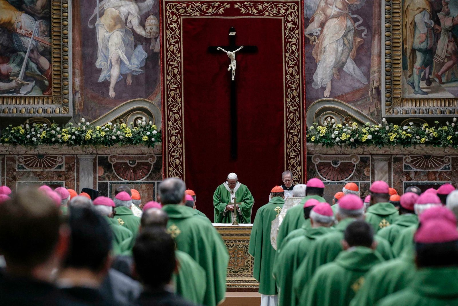 Vatikan im Kampf gegen Kindesmissbrauch