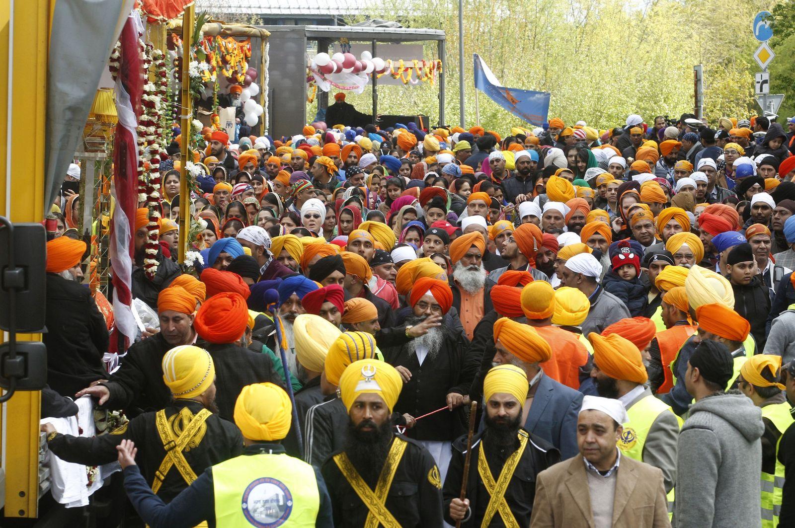 Germany Sikh