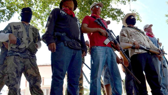 Bürgerwehren in Mexiko: Selbstjustiz als letzte Chance