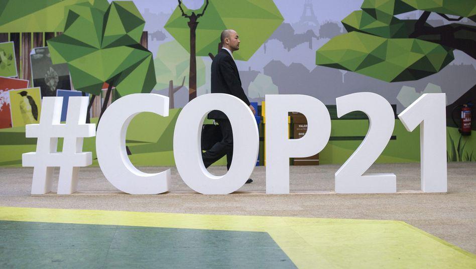 """Uno-Klimakonferenz in Paris: """"Der derzeit einzige gangbare Weg"""""""
