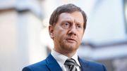 Kretschmer äußert Zweifel an der Bundesnotbremse
