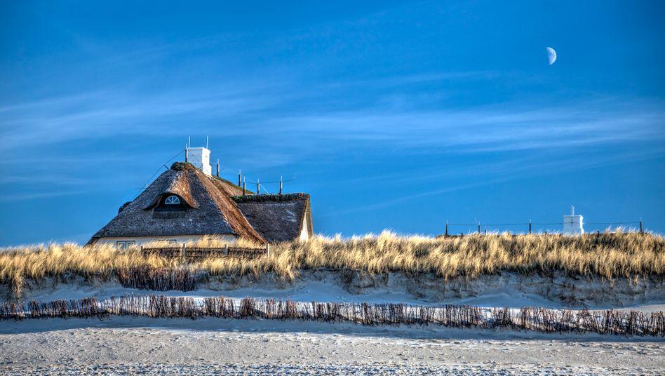 Sehnsuchtsort Haus am Strand: »Einsam, baufällig, winzig«