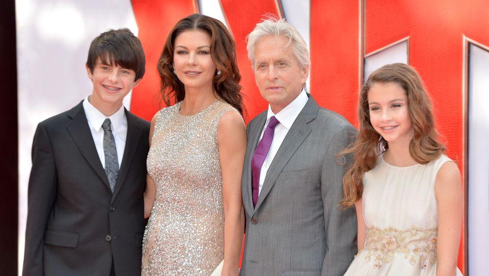 15 Jahre Ehe: Catherine Zeta Jones und Michael Douglas