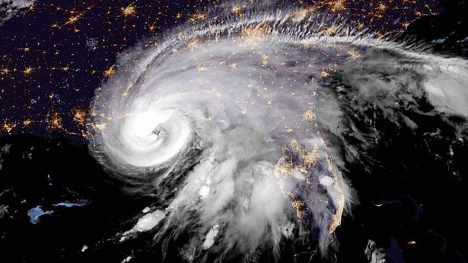 """Hurrikan """"Sally"""" bestätigt, was Klimaexperten vorhergesagt haben"""