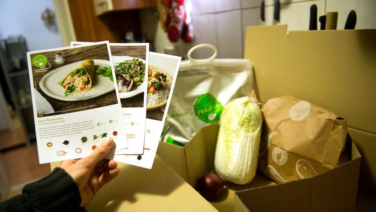 Start-up vs. Dax-Konzern: Kochboxversender an der Börse wertvoller als Lufthansa - DER SPIEGEL