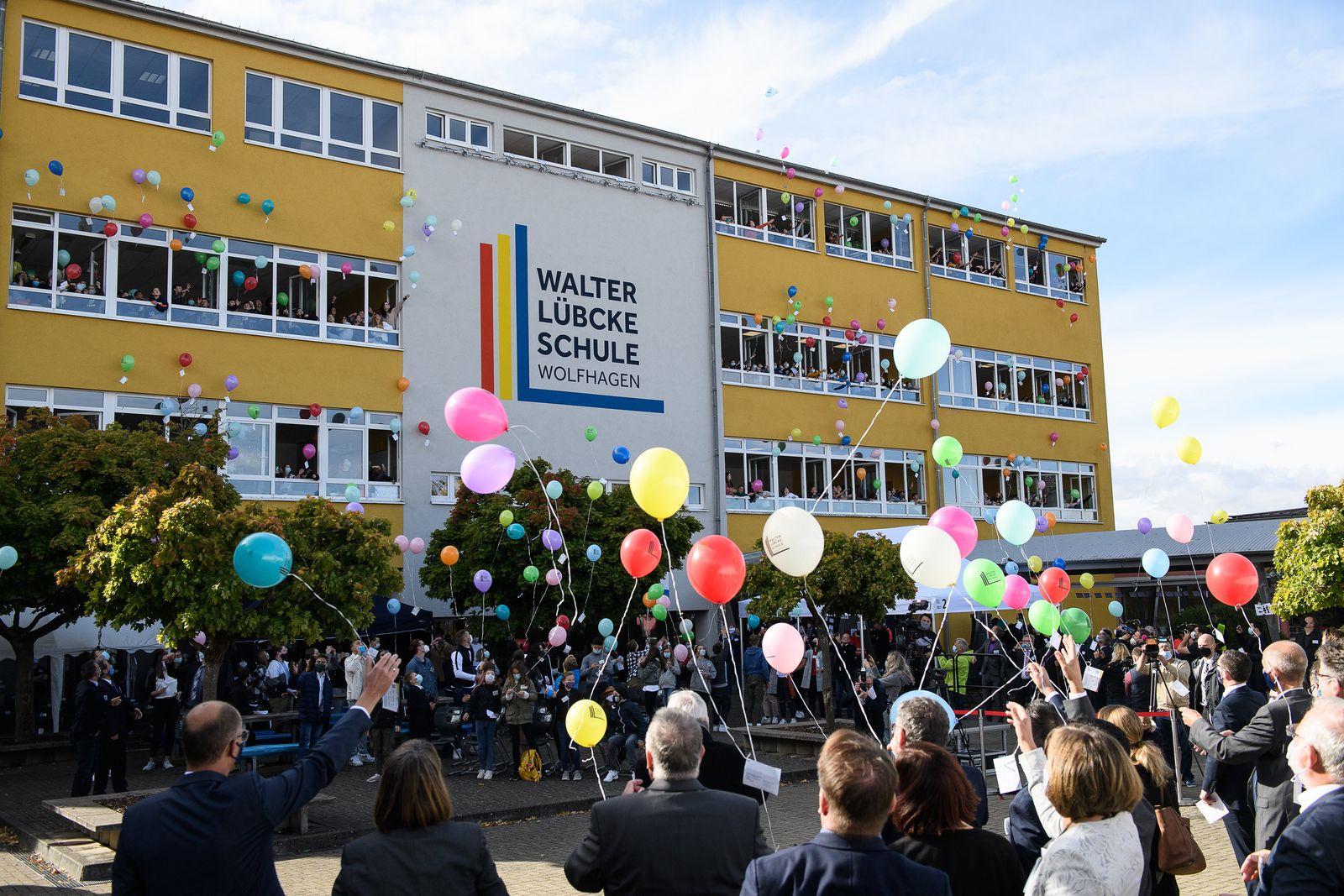 Walter-Lübcke-Schule in Wolfhagen