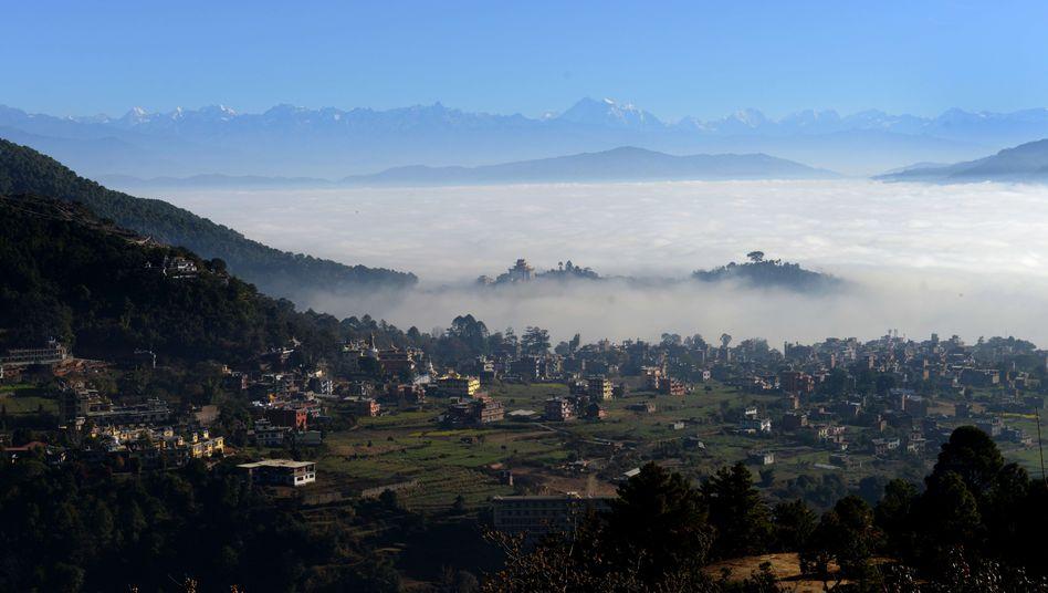 Langtang-Gebiet nördlich von Kathmandu: Beliebte Trekking-Route