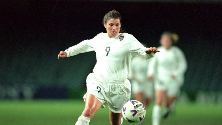 Weltfußballerinnen des Jahres: Ganz viel Marta und Birgit Prinz