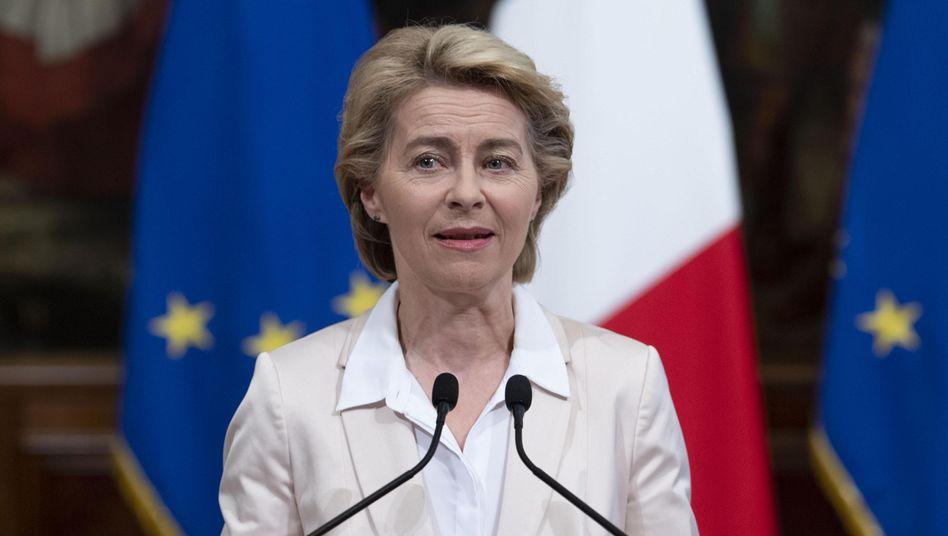 Ursula von der Leyen: Vorschlag eines neuen Migrationspakts