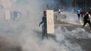Die Menschen in Beirut räumen auf - und protestieren