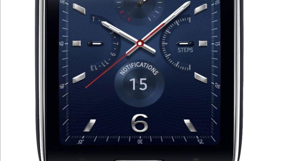Samsung Gear S und LG G Watch R: Das sind die neuen Smartwatches