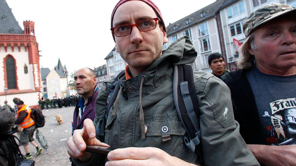Piratenpartei: Der Streit um Johannes Ponader