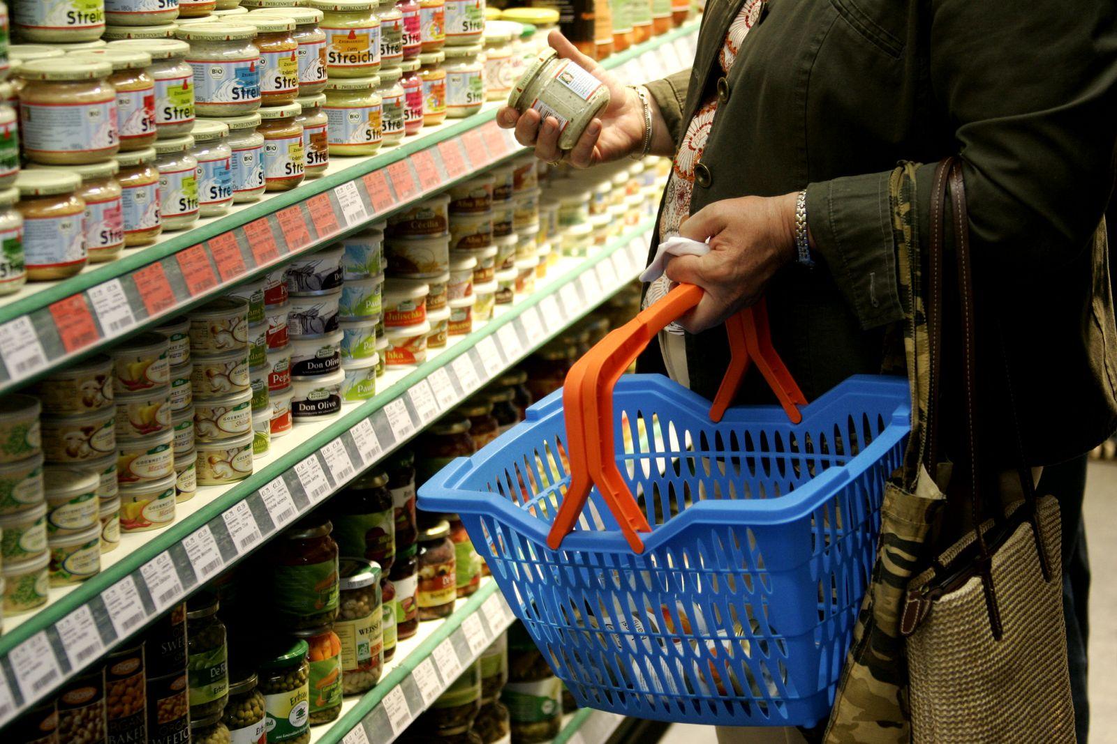 NICHT VERWENDEN Biomarkt / Kunde