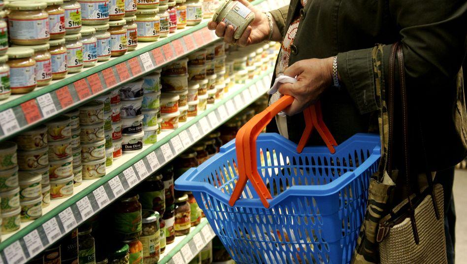 """Bio-Supermarkt in Berlin: """"Eine Familie könnte man davon nicht ernähren"""""""