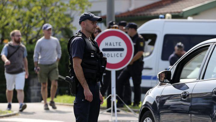 G7-Gipfel in Biarritz: Ein Badeort wird abgeriegelt