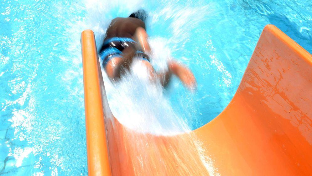 Hitze am Wochenende: Ab ins Wasser!